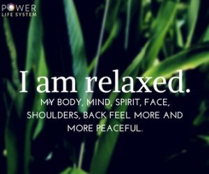 I am relaxed image