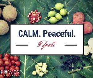 Calm peaceful image