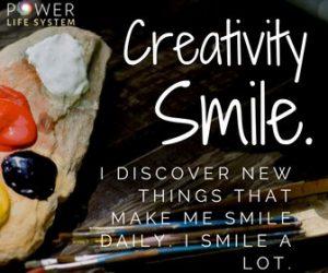 creativity smile image