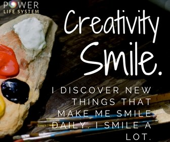 creativity smile image