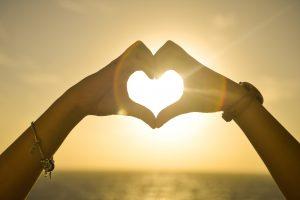 Crescimento espiritual - Mais amor, muita energia e paz