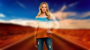 how to build confidence confident woman in jeans
