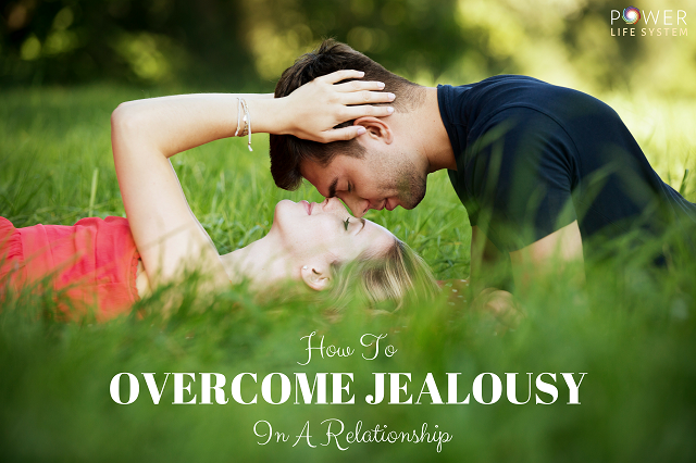 how to overcome jealousy in a relationship happy couple in meadow