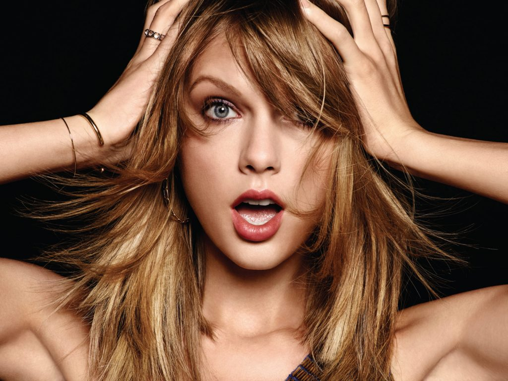 Taylor Swift and the law of atrraction